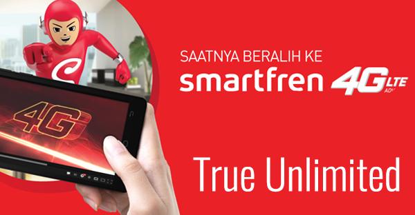 internet cepat smartfren 4G