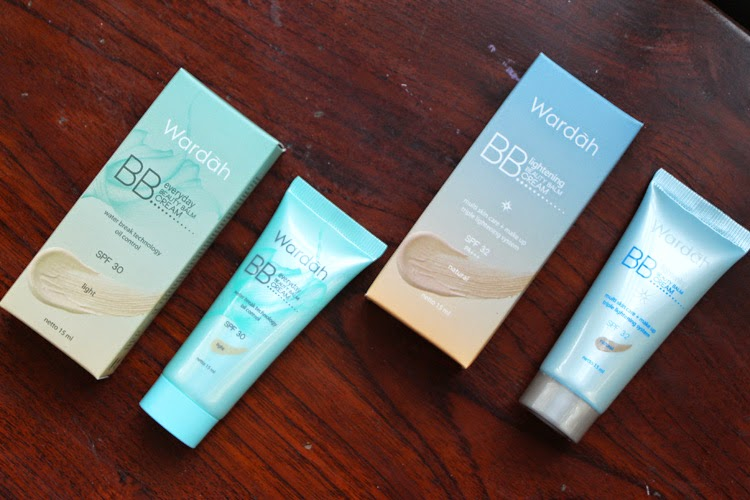 Review Dua Produk BB Cream