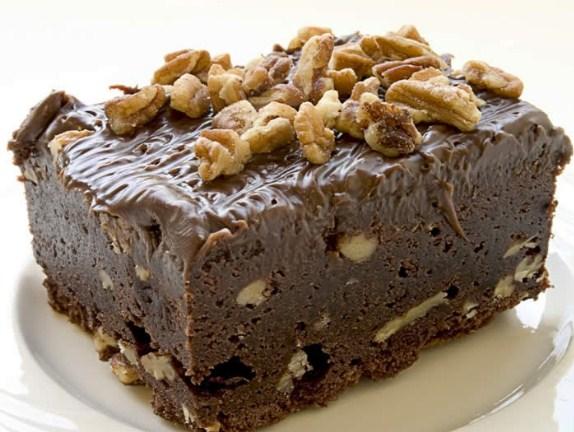 Cara Membuat Kue Bolu Kacang Cokelat
