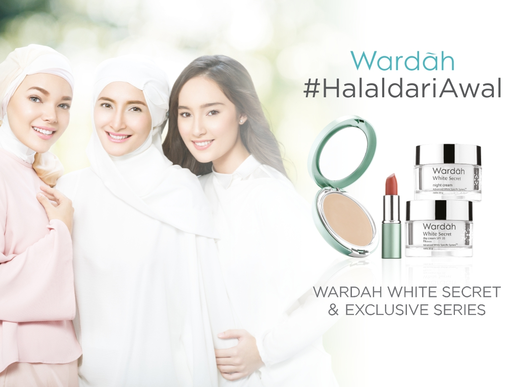 produk make up Warda