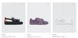 beli sepatu Puma wanita branded di Indonesia