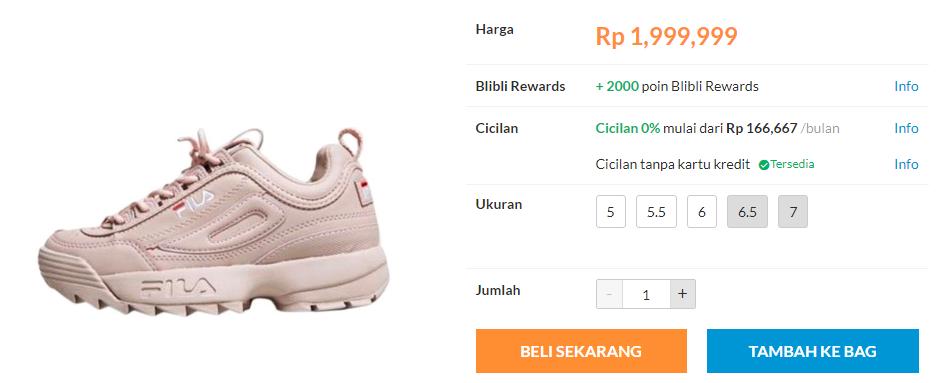 17353e251689 Fila Indonesia - Hilman