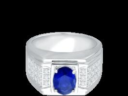 model cincin pria elegan
