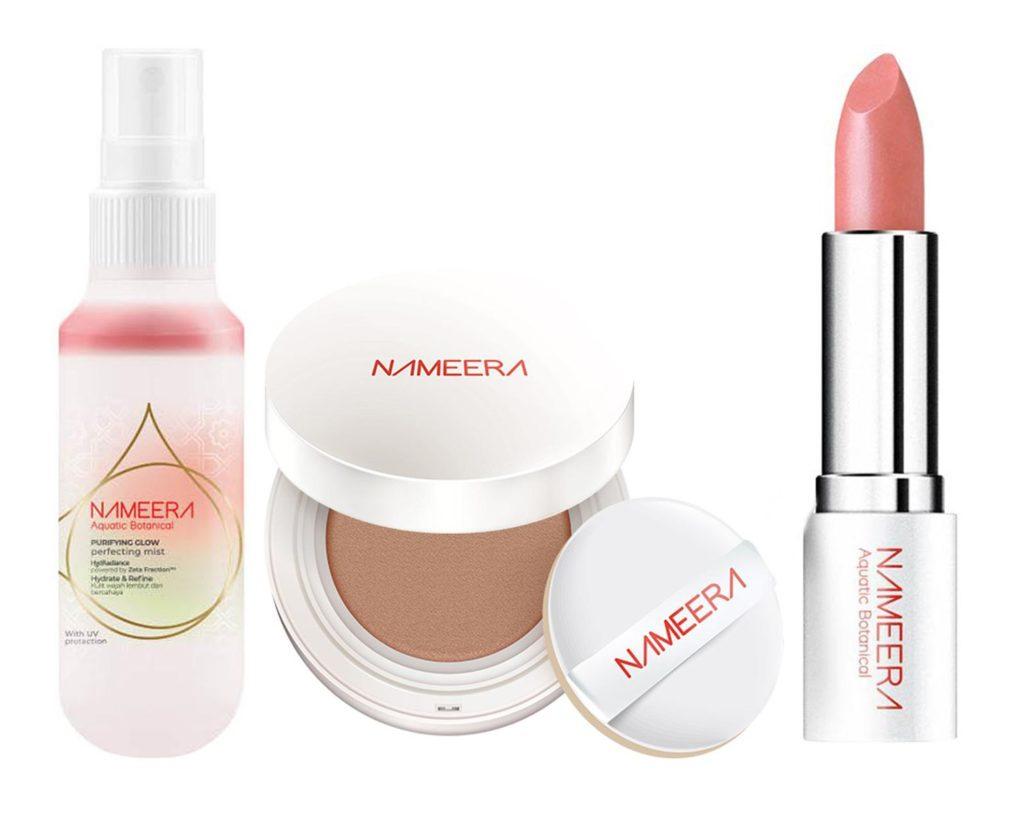 produk kosmetik nameera