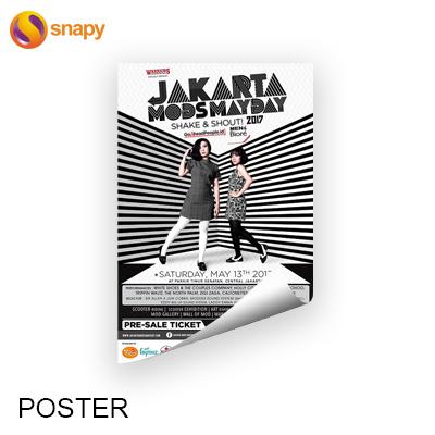 ukuran poster