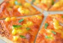 mini pizza ayam jagung