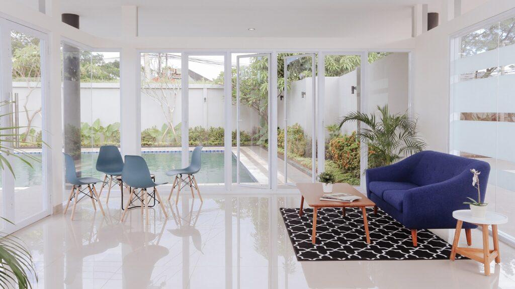 sofa desain minimalis
