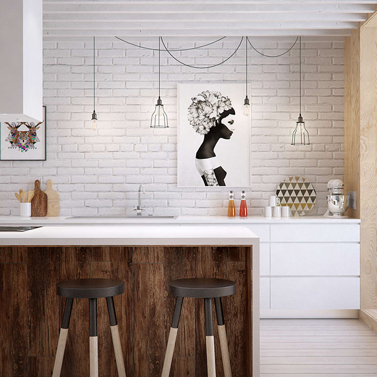 desain dapur minimalis